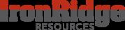 Iron Ridge logo